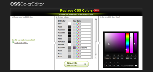 css-color-editor