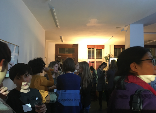 ladies that ux berlin birthday
